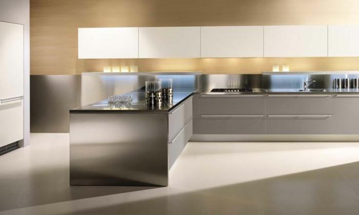 kuchengestaltung kuchendesign italienische kuchen weise kuchenschranke aluminium