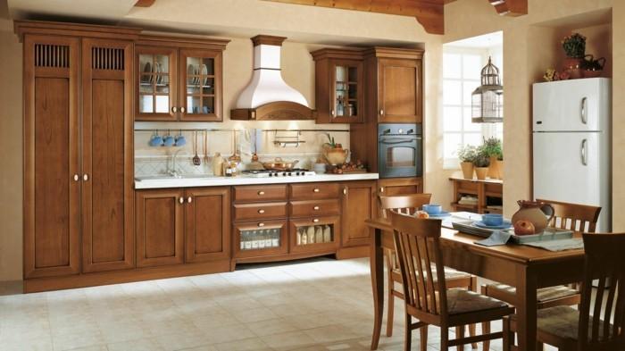 kuchengestaltung traditionelles design italienische kuchen rustikal