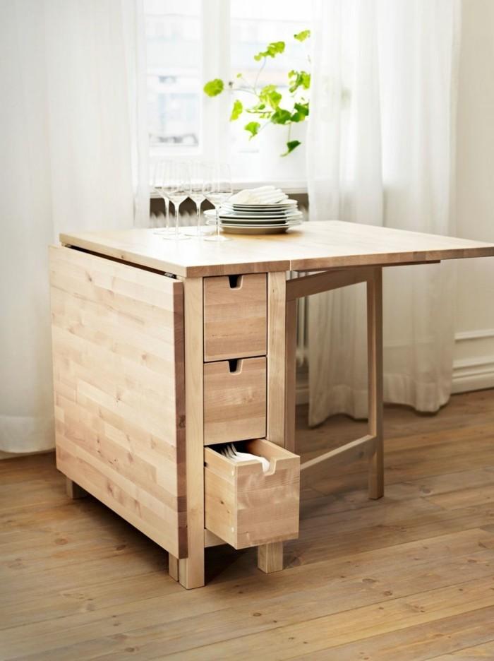 küchenideen funktionale möbel stauraum ideen