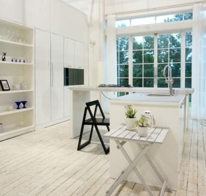 Küchen Ideen - 30 Einrichtungsideen, wie Sie den kleinen Raum gestalten