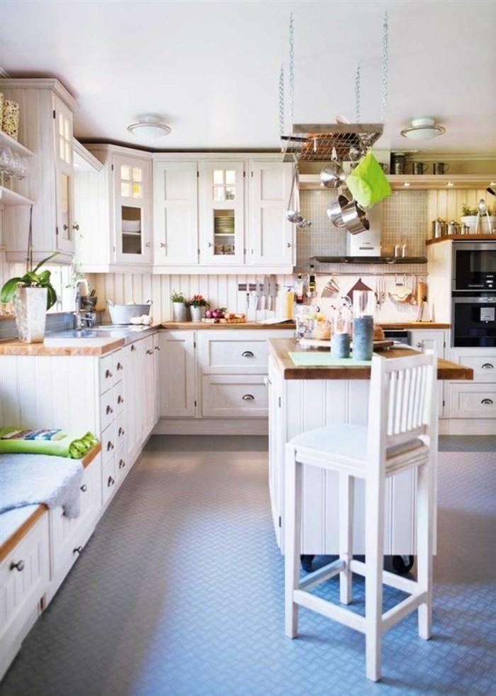 Landhausmoebel Einrichtung Ideen Landhausstil Kuche Einrichten