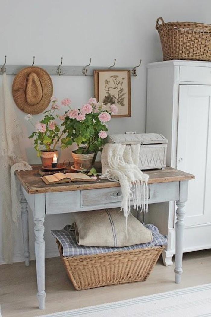 einrichtung im landhausstil landhausm bel und rustikale deko ideen. Black Bedroom Furniture Sets. Home Design Ideas