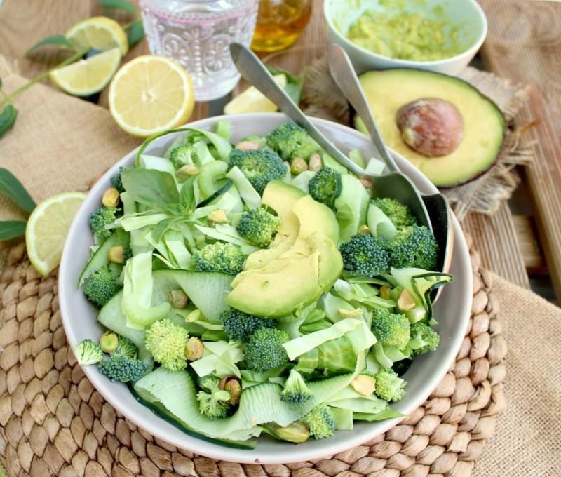 lebe gesund detoxkur tipps gesundheitstipps avocado salat