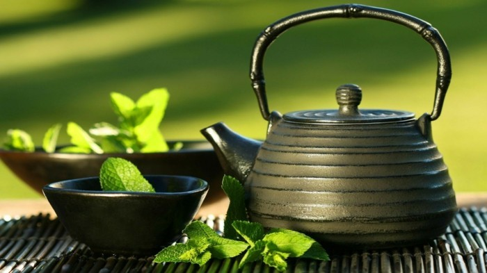lebe gesund grüner tee stress reduzieren