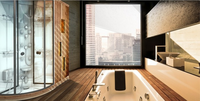 Luxus Badewanne Wellness Für Zuhause