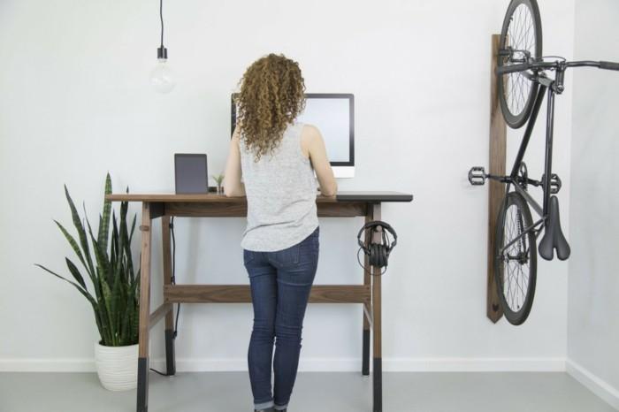 moderne inneneinrichtung home office moderne ideen