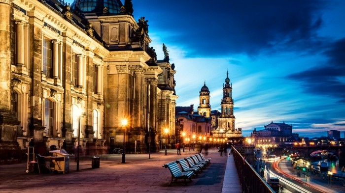 schöne reiseziele berlin besichtigen moderne stadt