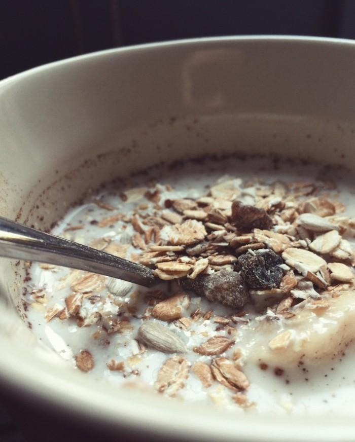 tipps gegen stress hafer essen frühstuck ideen