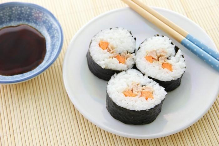 tipps gegen stress sushi essen stress reduzieren