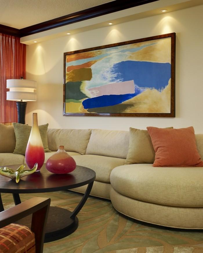 wohnzimmer gestaltung nach feng shui regeln harmonie ist. Black Bedroom Furniture Sets. Home Design Ideas
