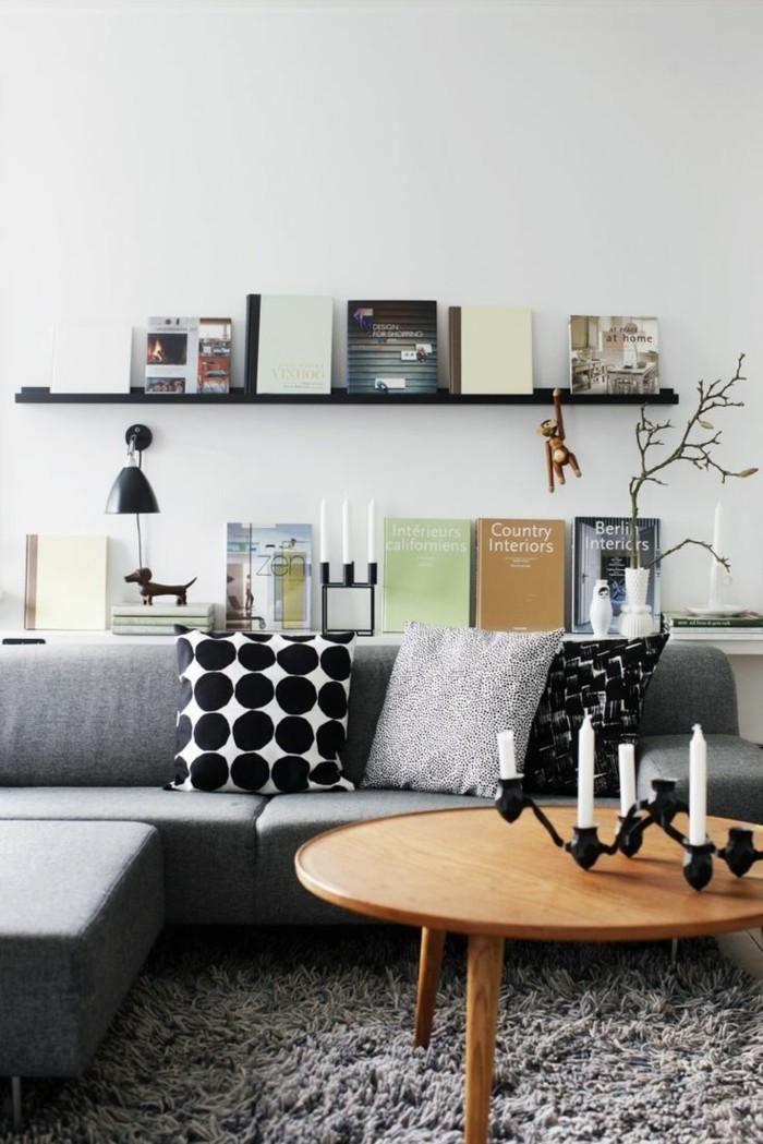 bilderleisten sind eine gro e hilfe bei der wohnungsdekoration 30 dekoideen f r ihre wohnung. Black Bedroom Furniture Sets. Home Design Ideas