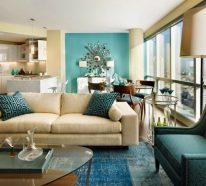 Wohnzimmer Gestaltung nach Feng Shui Regeln – Harmonie ist angesagt!
