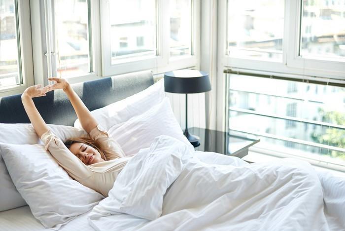 Warme Bettdecken