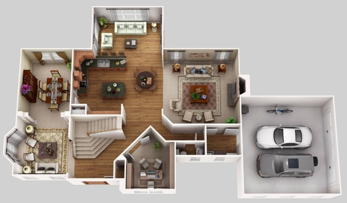 wohnungseinrichtungs ideen wie richte ich meine neue wohnung ein. Black Bedroom Furniture Sets. Home Design Ideas