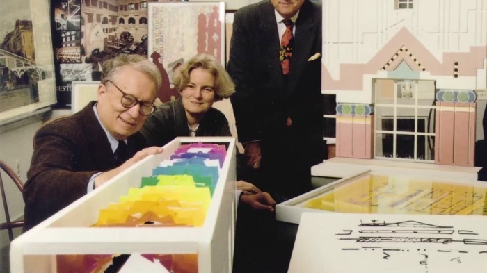beruehmte architekten denise scott brown robert venturi projekte