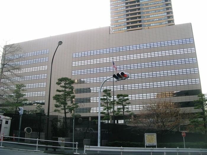 beruehmte architekten usa botschaft tokyo norma