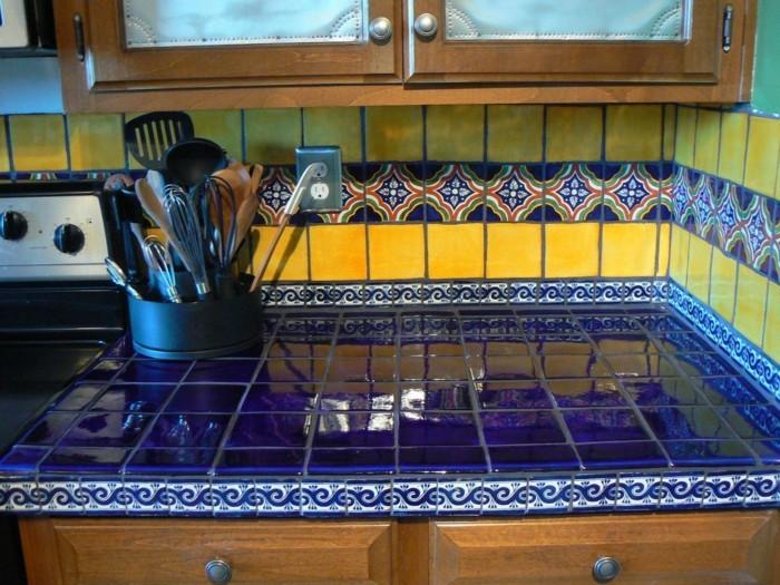 einrichtungsbeispiele mexikanischer stil wohnideen 14
