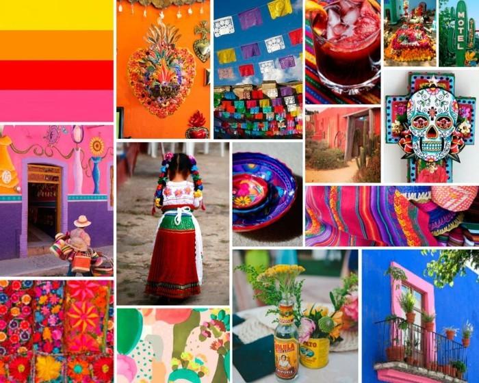 einrichtungsbeispiele mexikanischer stil wohnideen 16