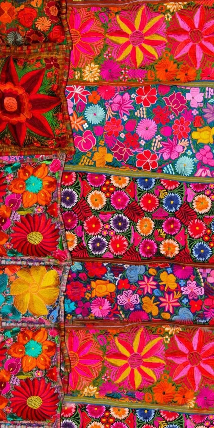 einrichtungsbeispiele mexikanischer stil wohnideen 17