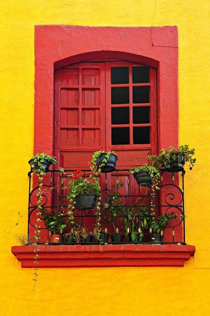 einrichtungsbeispiele mexikanischer stil wohnideen 5