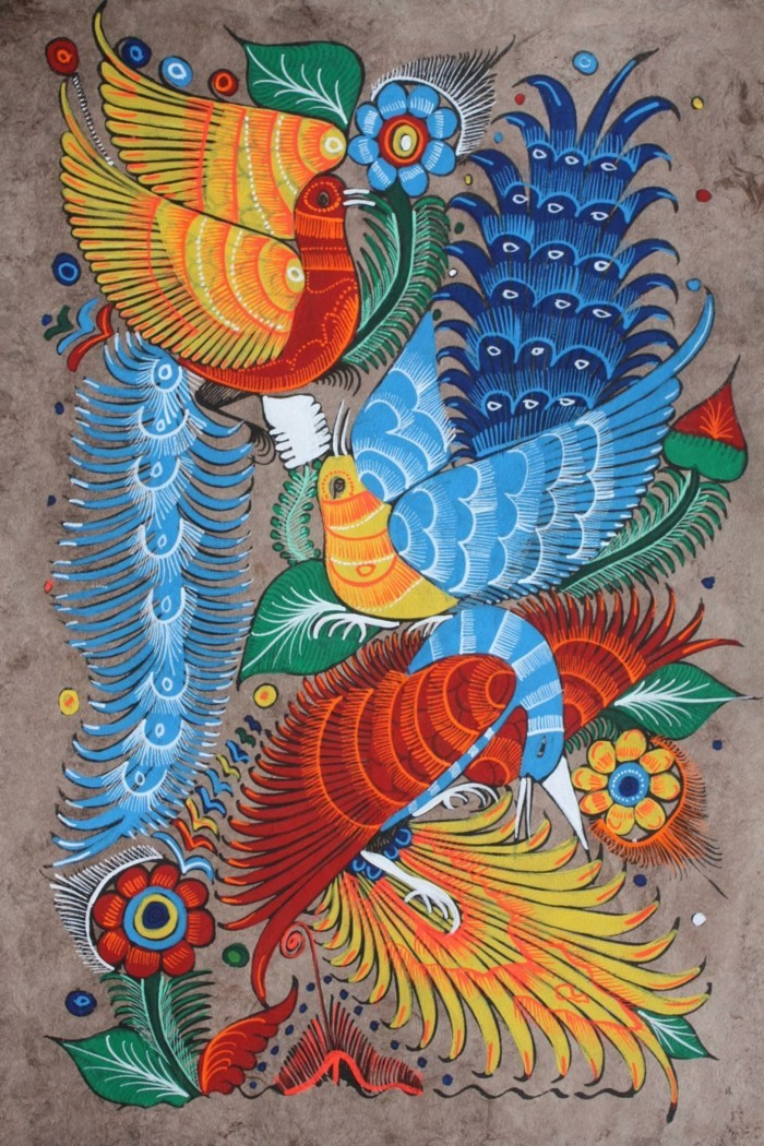 einrichtungsbeispiele mexikanischer stil wohnideen 6