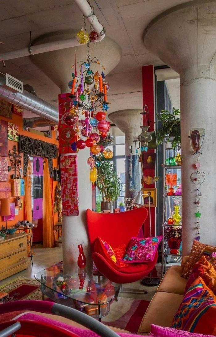 Lebensbejahende einrichtungsbeispiele im mexikanischen stil for Wanddekoration vintage