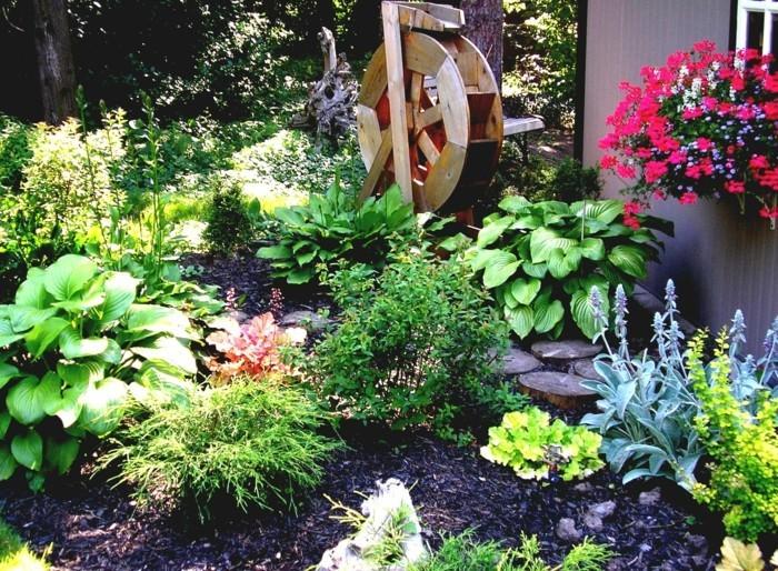 Garten gestalten blumen affordable for Garten gestalten blumen