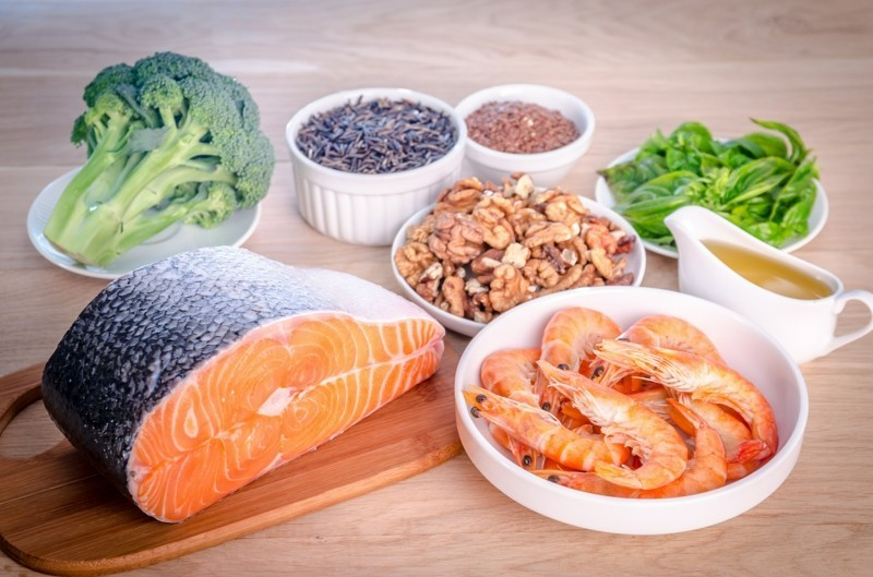 gesund leben gesunde ernährung Omega 3 Säuren