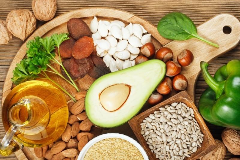 gesund leben vitamin e nahrungsmittel gesunde ernaehrung