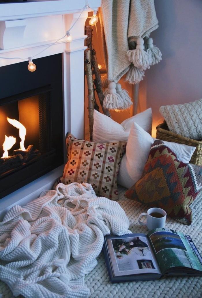 ideen fuer weihnachten fensterdeko zimmer weisenhaus gemuetlich