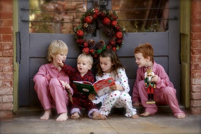 ideen fuer weihnachten fensterdeko zimmer weisenhaus maerchen