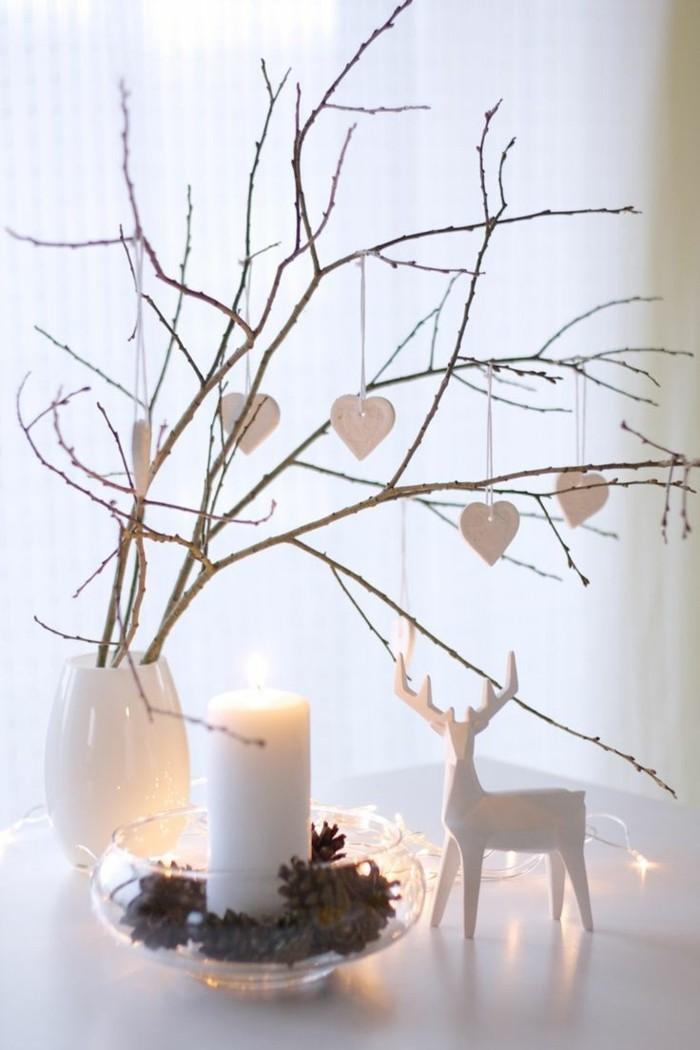 ideen fuer weihnachten fensterdeko zimmer weisenhaus weiss