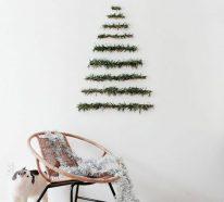Wohnzimmer Gestaltung und Dekoideen zu Weihnachten – Weihnachtliche Stimmung verbreiten