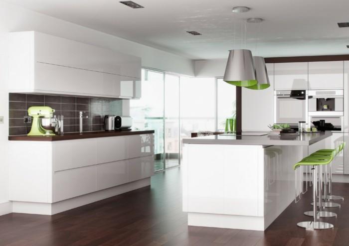 k chenmaterialien und farben diese trendfarben k nnen sie ideal kombinieren. Black Bedroom Furniture Sets. Home Design Ideas