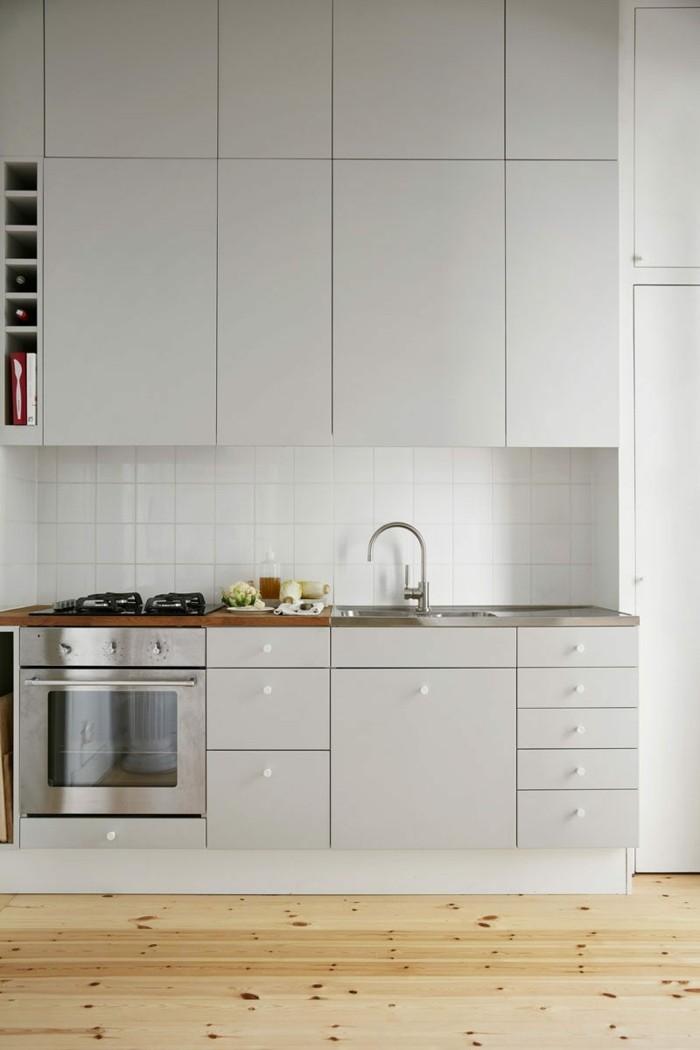 Ziemlich Küchenschrank Farben Designs Bilder - Küchen Ideen ...