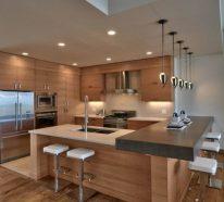 Küchengestaltung Ideen und aktuelle Trends 2020