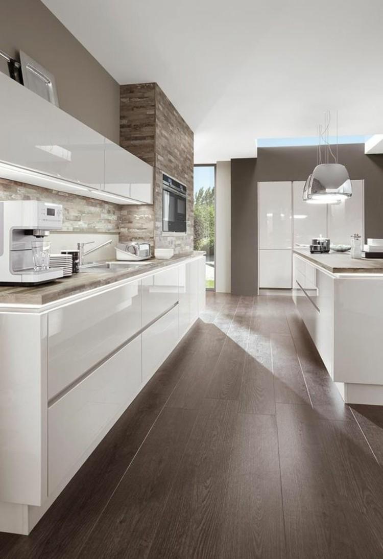 Küche modern 2017  Küchengestaltung Ideen und aktuelle Trends 2017