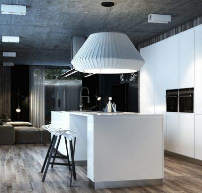 Die Küchengestaltung kann doch stilvoll und zugleich ...