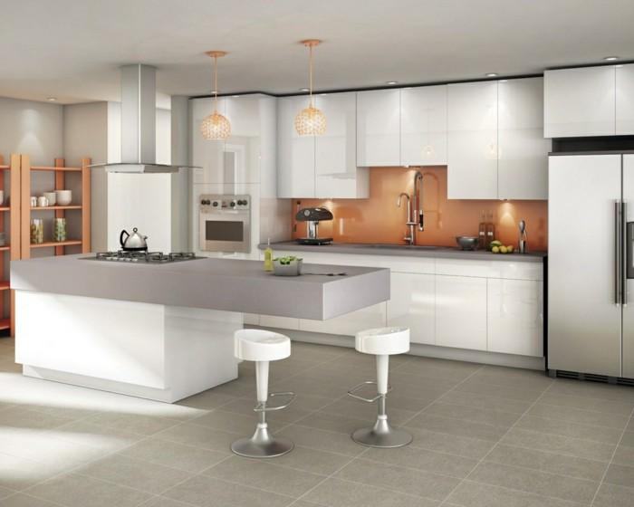 Die Küchengestaltung kann doch stilvoll und zugleich funktional sein