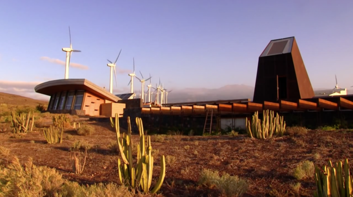 klimaneutraler urlaub casas bioclimaticas teneriffe