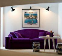 Wandleuchten für Innen ergänzen die allgemeine Beleuchtung und fügen optische Effekte hinzu!