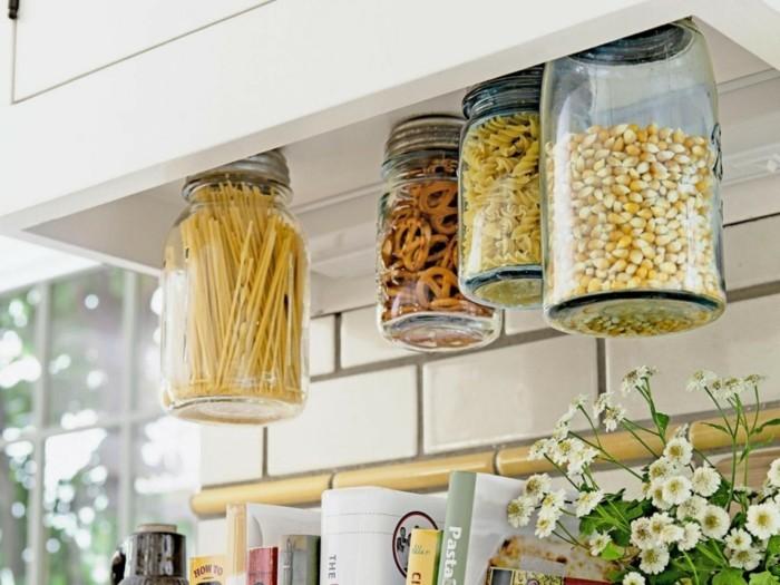 lebe gesund stauraum ideen kueche produkte richtig aufbewahren