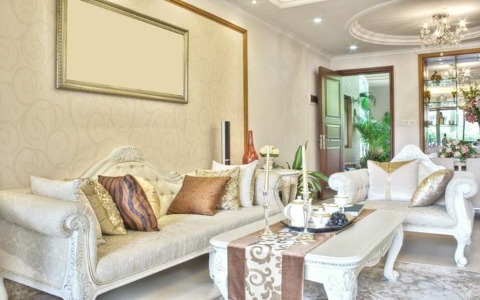 moderne sofas luxurioeses design wohnideen wohnzimmer