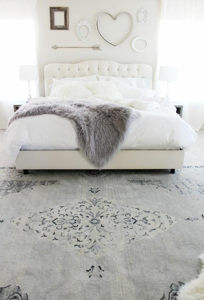 schlafzimmergestaltung sch ne wohnideen f r mehr komfort im schlafbereich. Black Bedroom Furniture Sets. Home Design Ideas