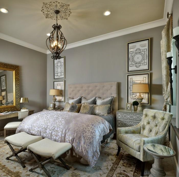 Schlafzimmergestaltung  Schlafzimmergestaltung - Schöne Wohnideen für mehr Komfort im ...