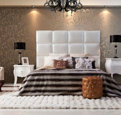 schlafzimmergestaltung - schöne wohnideen für mehr komfort im, Wohnideen design