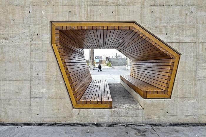 sitzbaenke alleswirdgut architektur luxemburg
