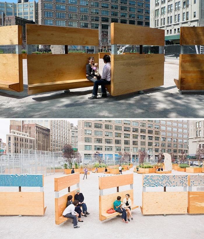 sitzbaenke kreatives design new york