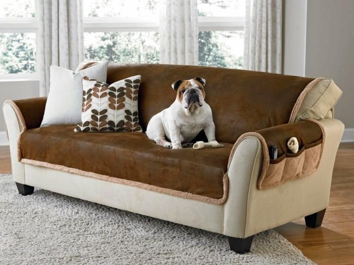 der sofa bezug als schutz und dekoration. Black Bedroom Furniture Sets. Home Design Ideas