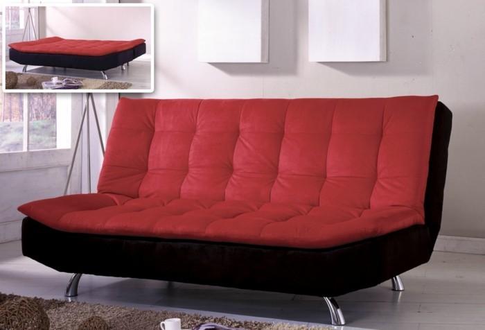 sofabezug tiere schick patchwork rot polster auflagen